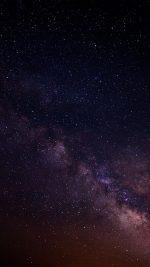 Space Star Night Galaxy Nature Dark