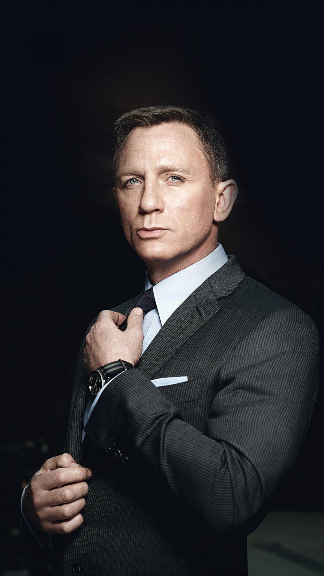 Specter Daniel Craig Dark Film 007