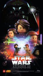 Starwars Lego Episode 3 Revenge Of The Sith Art Film
