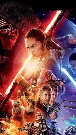 Starwars The Force Awakens Film Poster Art
