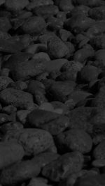 Stone Rocks Beach Nature Pattern Dark