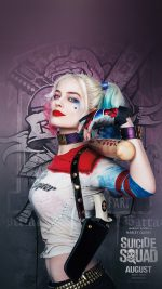 Suicide Squad Poster Film Art Hall Harley Quinn
