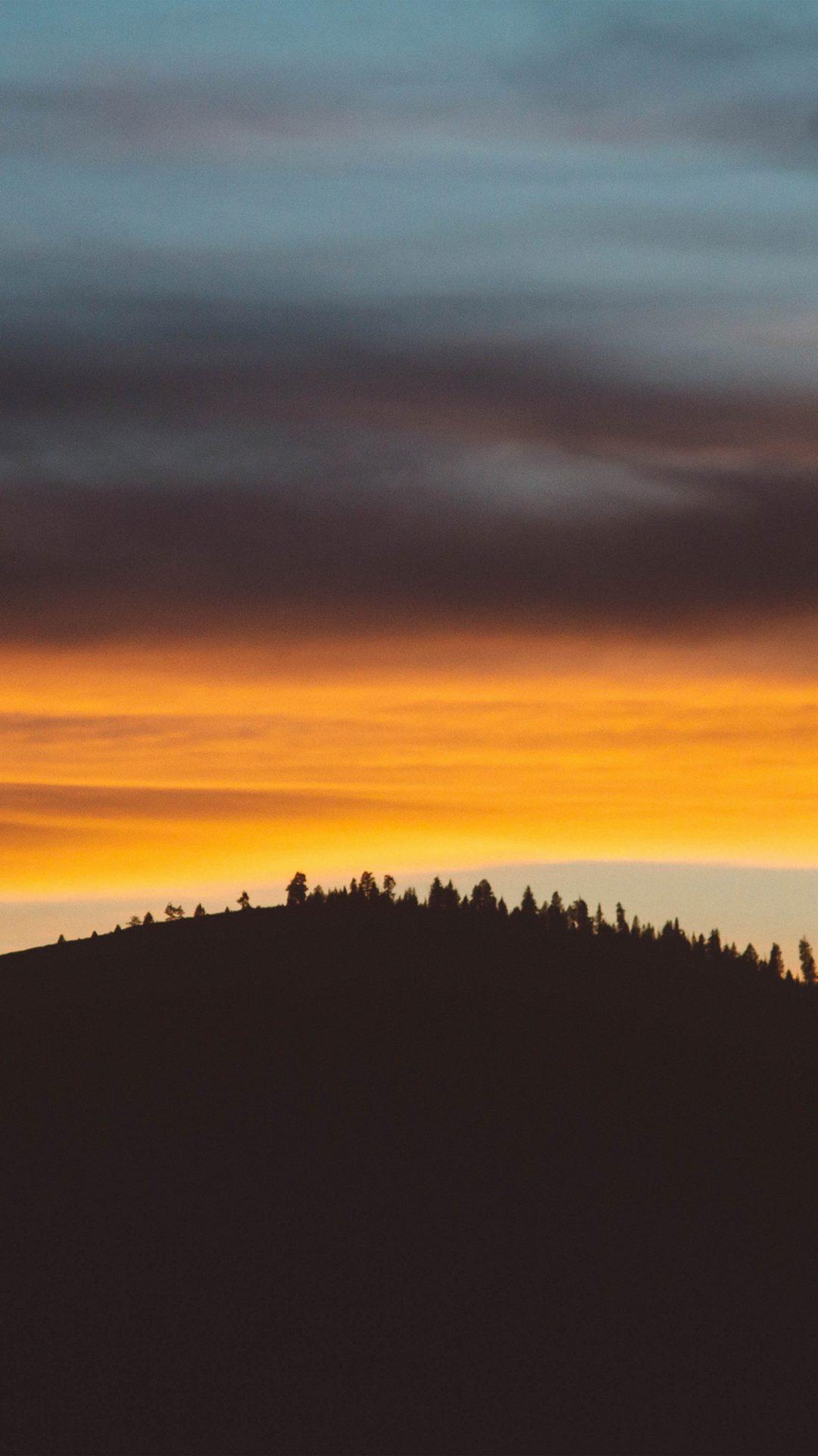 Sunset Mountain Sky Cloud Afternoon Nature