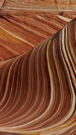 Swirling Patterns Wave Mountain Nature