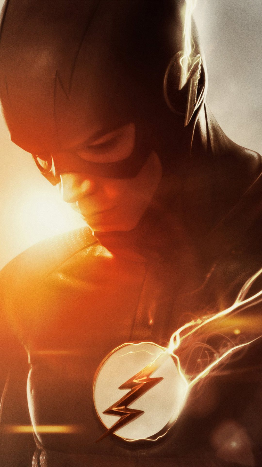The Flash Tv Series Hero Film Art