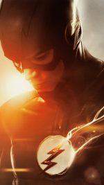 The Flash Tv Series Hero Film Art