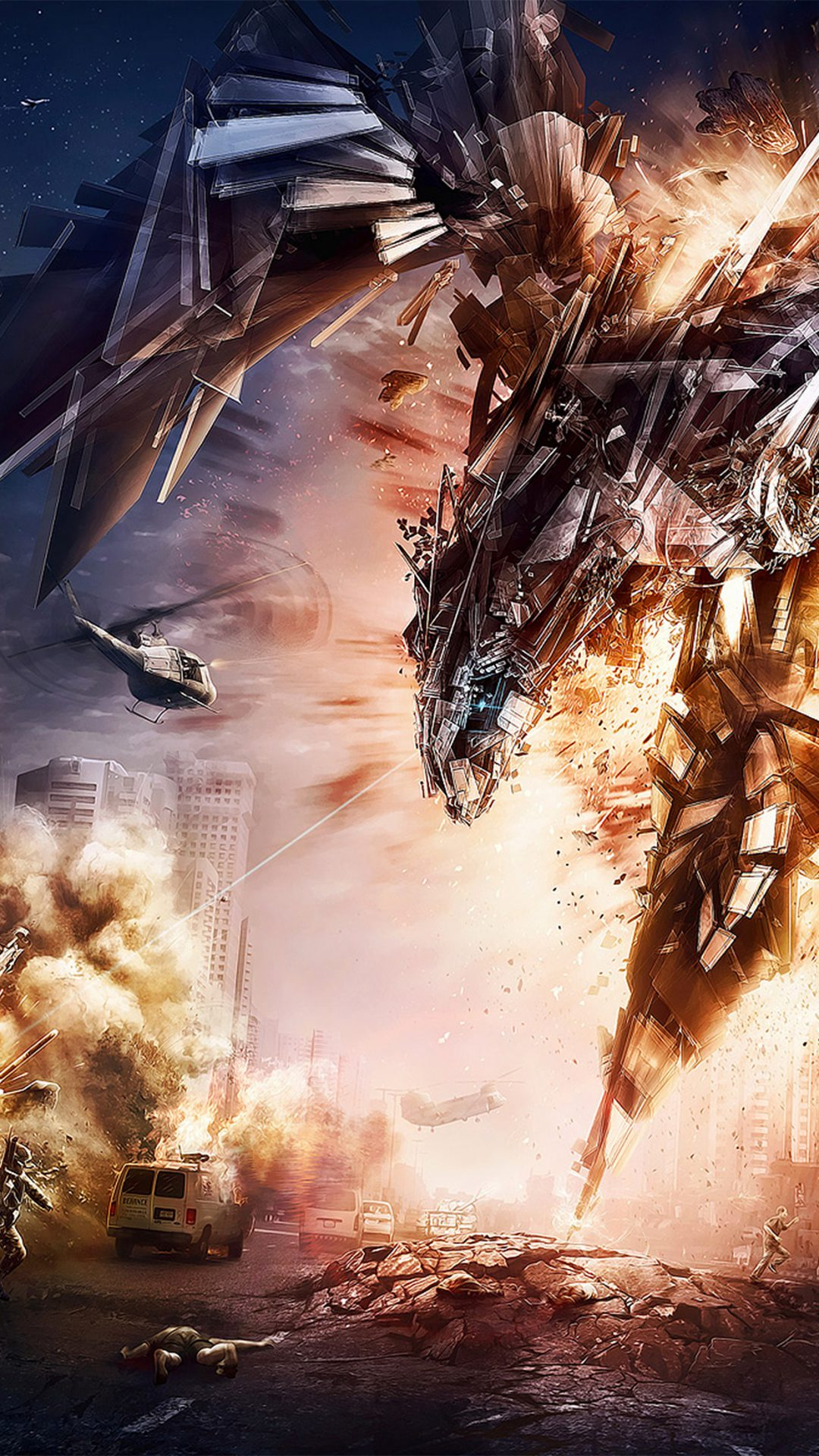 Transformers Artwork Film Illustration