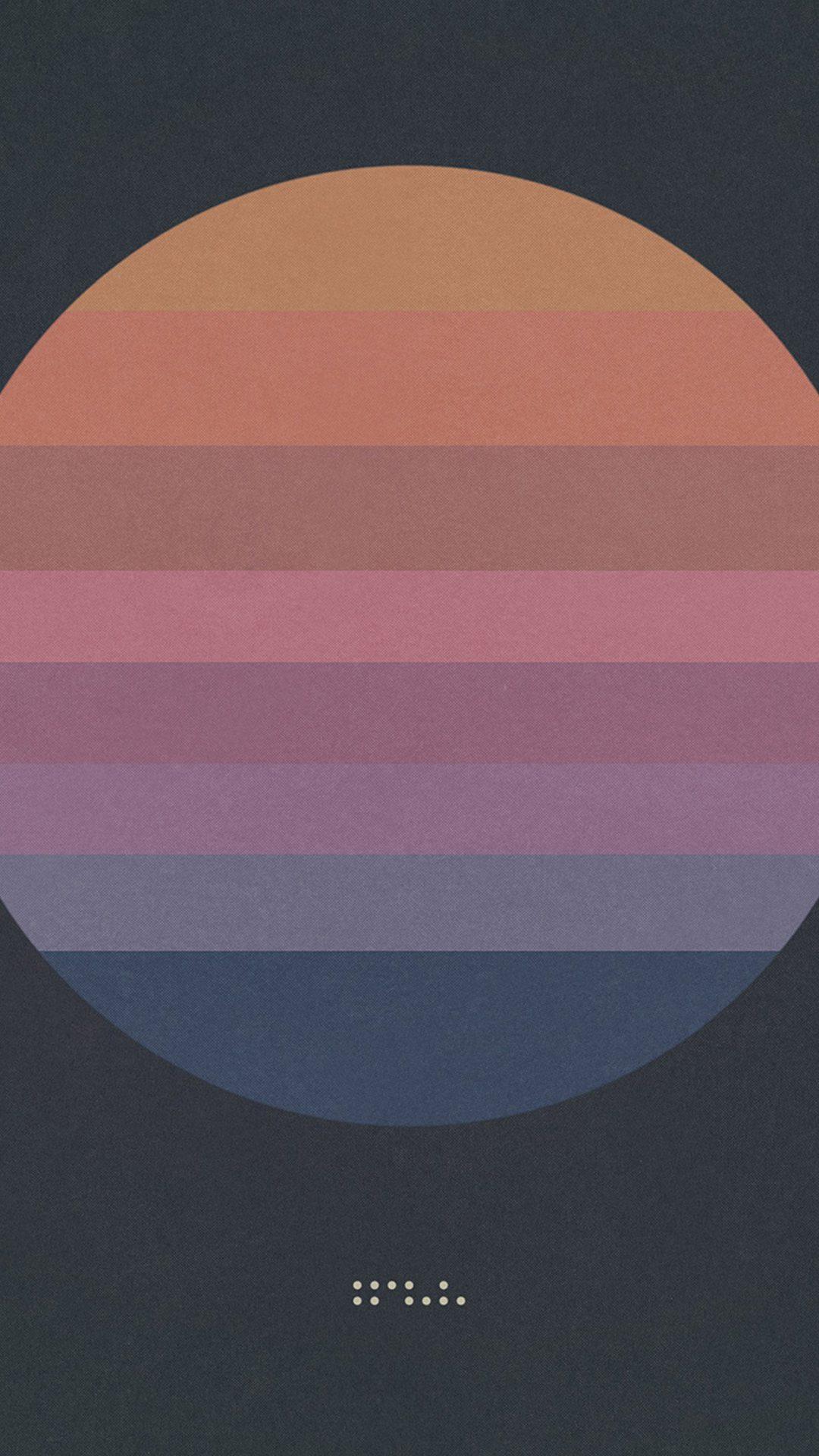 Tycho Art Music Album Cover Illust Simple