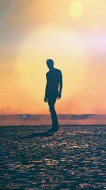 Tycho Art Sun Man Flare Music