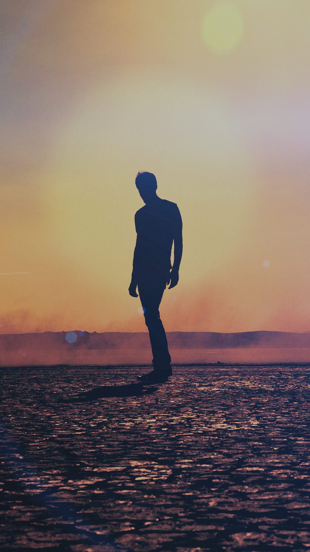 Tycho Art Sun Man Flare Music Iso50