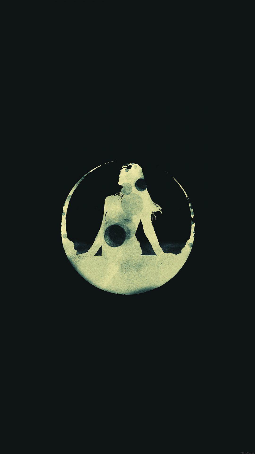 Tycho Costalbrake Dark Green Music Illust Art Girl