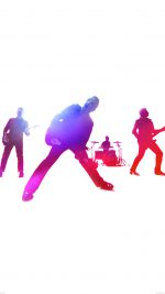 U2 Free Music White