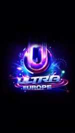 Ultra Europe Art Poster Music Party Concert