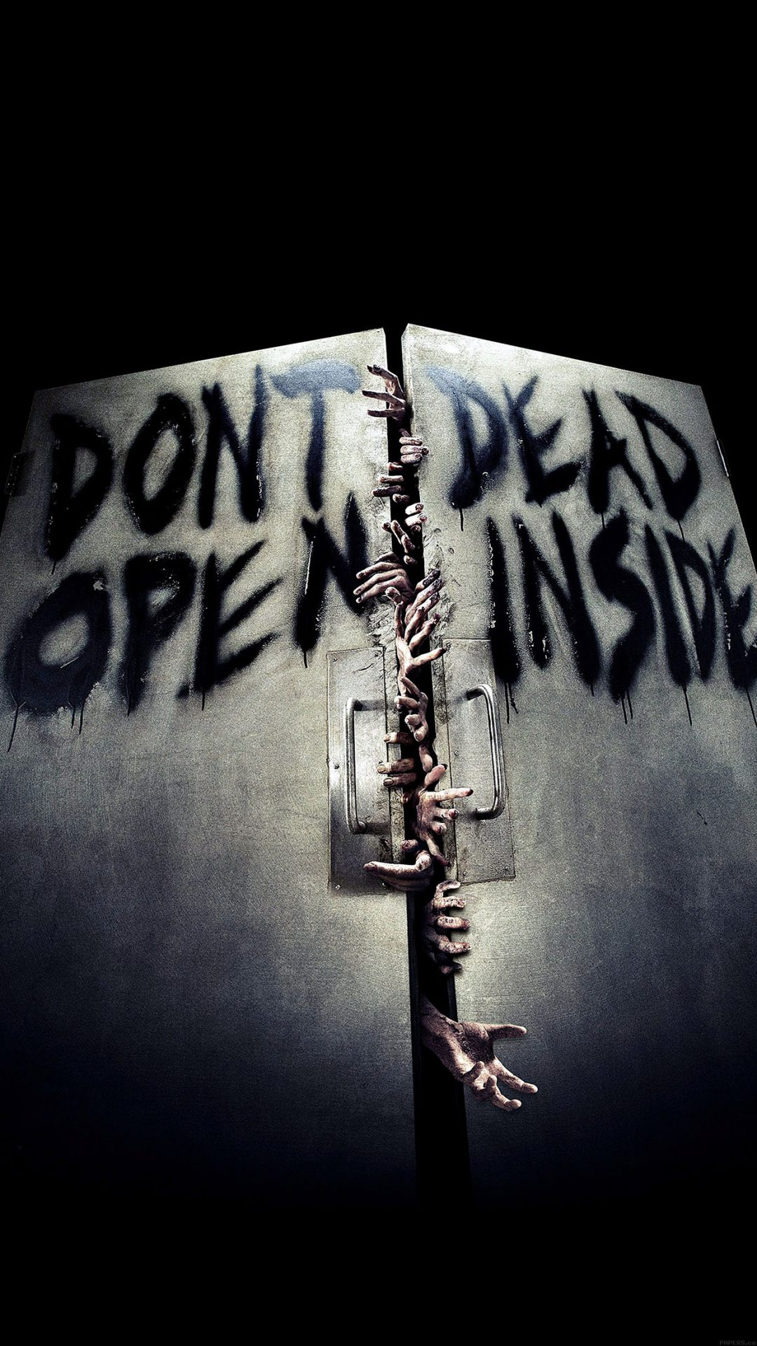Walking Dead Inside Film Art