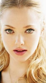 Wallpaper Amanda Seyfried Lights Face Film