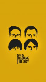 Wallpaper Bigbang Theory Guys Film