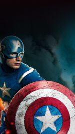 Wallpaper Captain America Avengers Illust Film