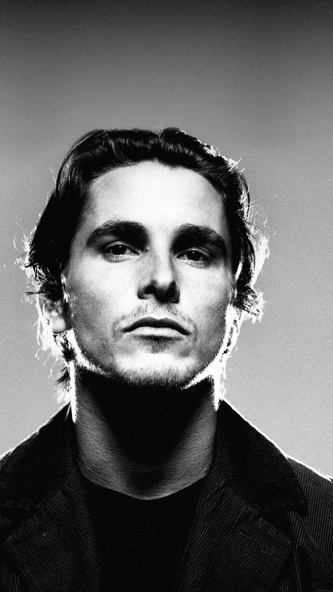 Wallpaper Christian Bale Film Face