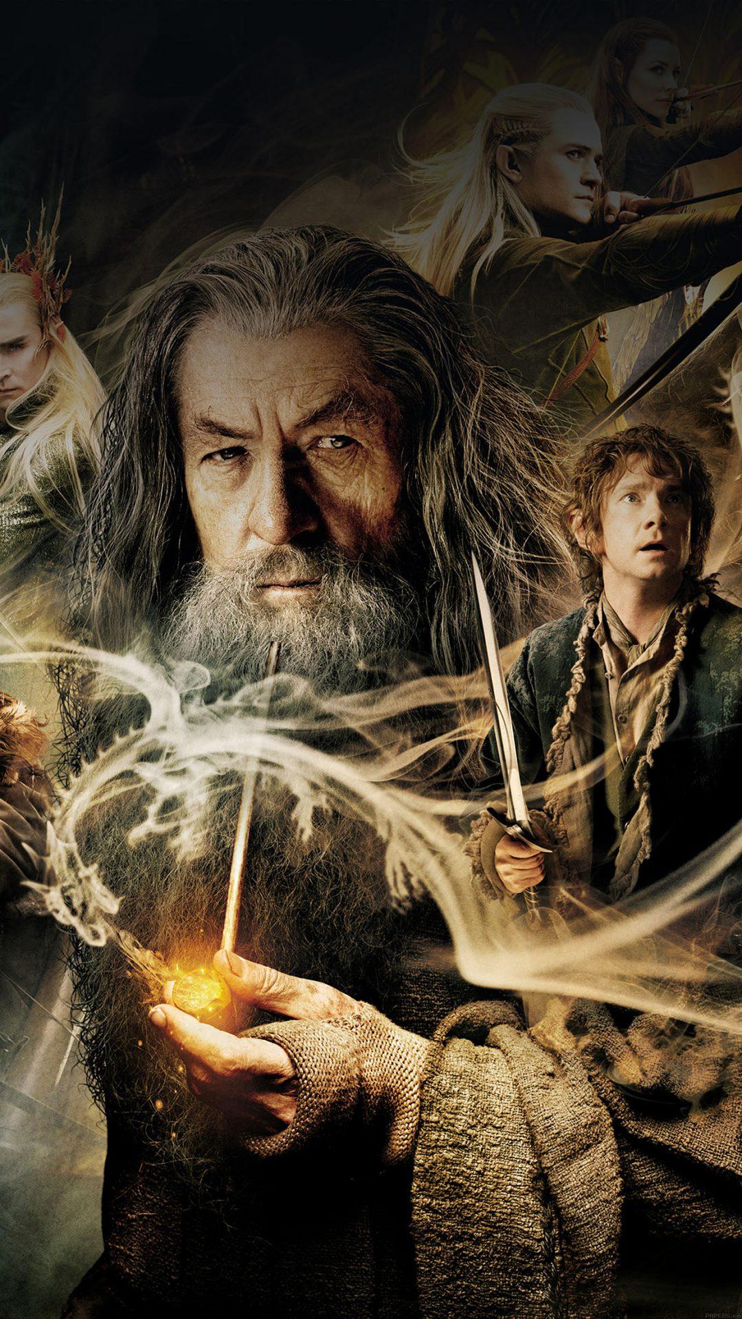 Wallpaper Desolation Of Smaug Hobbit Film Face