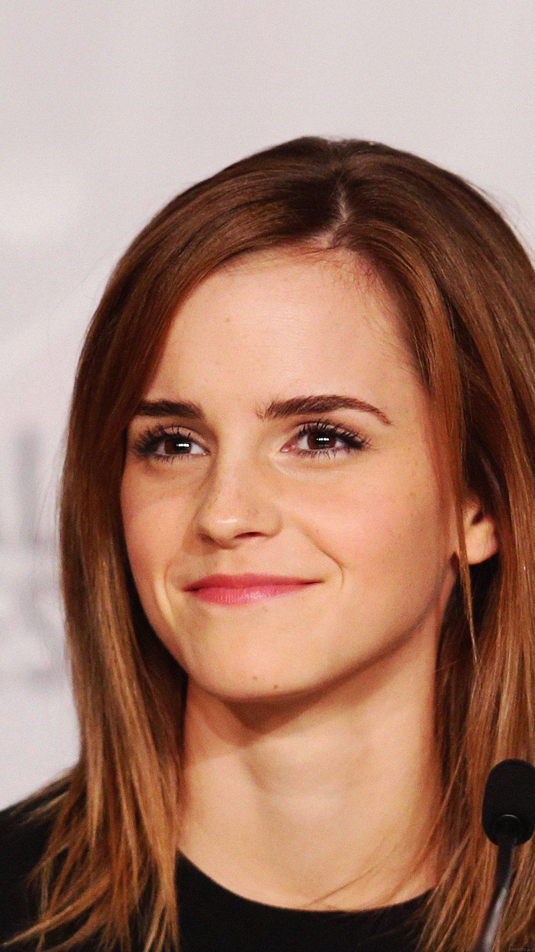 Wallpaper Emma Watson Smile Cannes Film Girl