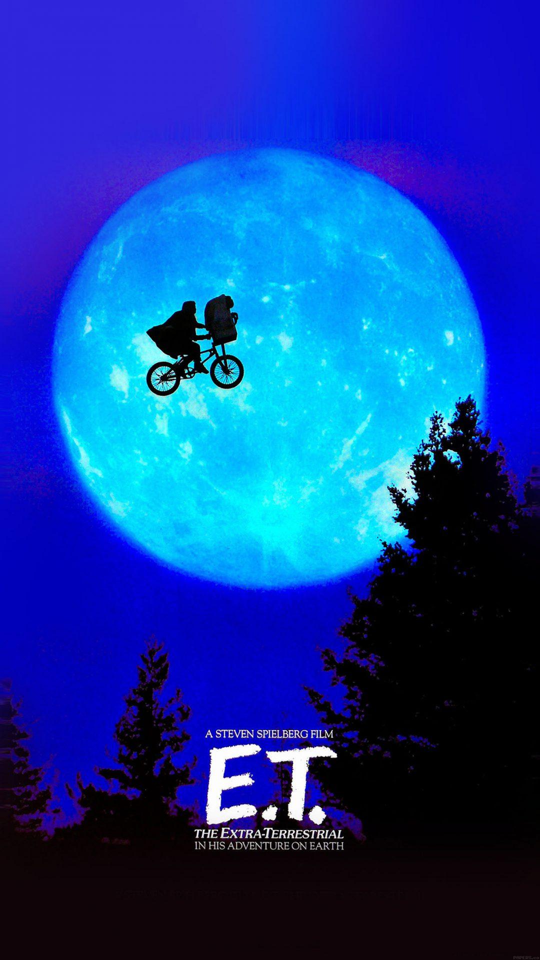 Wallpaper Et Go Home Film Poster