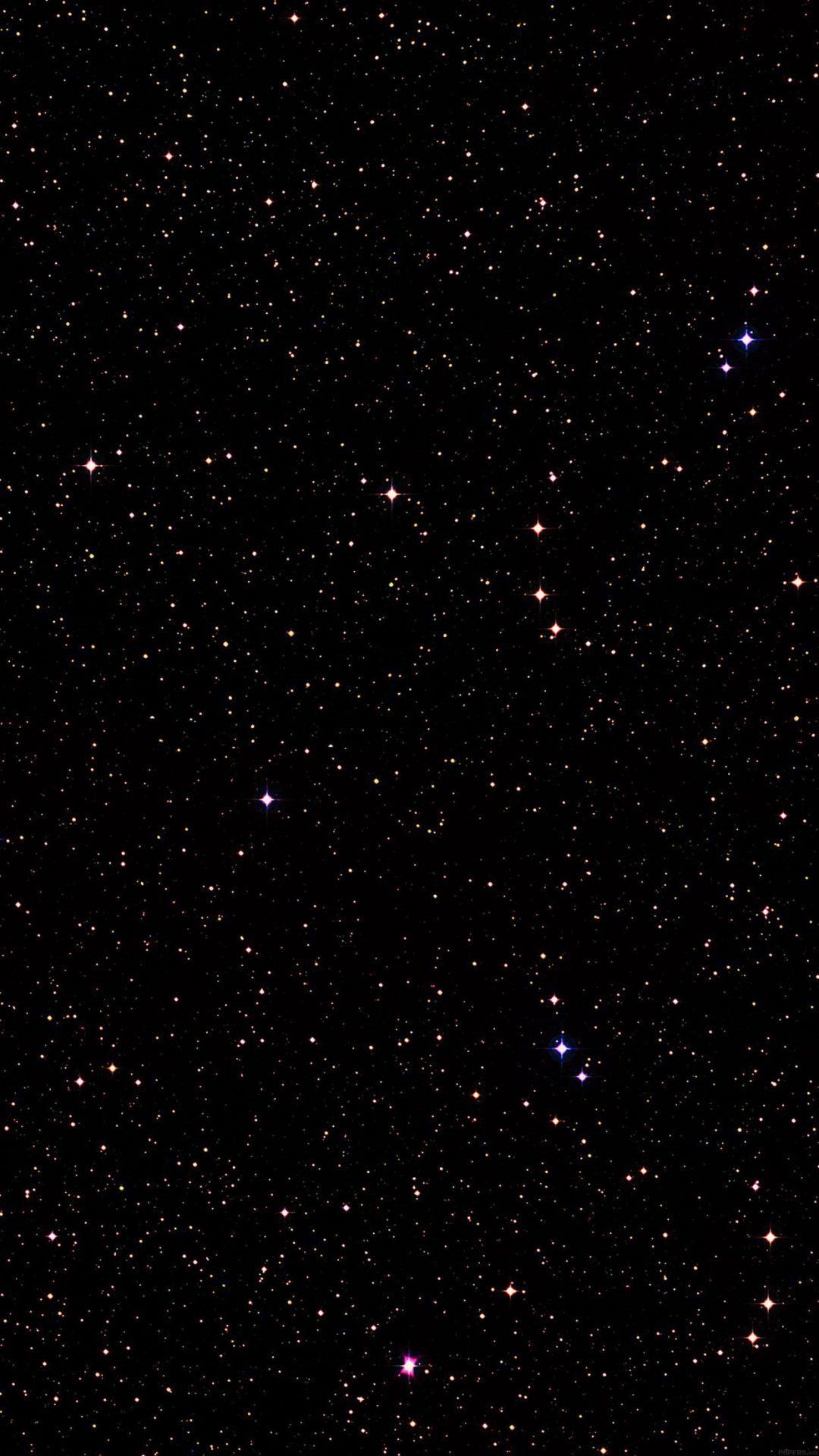 Wallpaper Fire Stars Space