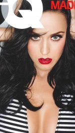 Wallpaper Gq Katy Perry Girl Music Face