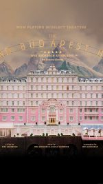 Wallpaper Grand Budapest Hotel Film Poster