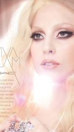 Wallpaper Lady Gaga Mac Face Girl Music