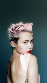 Wallpaper Miley Cyrus For V Face Music