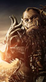 Warcraft Movie Film Poster Game Art Illustration