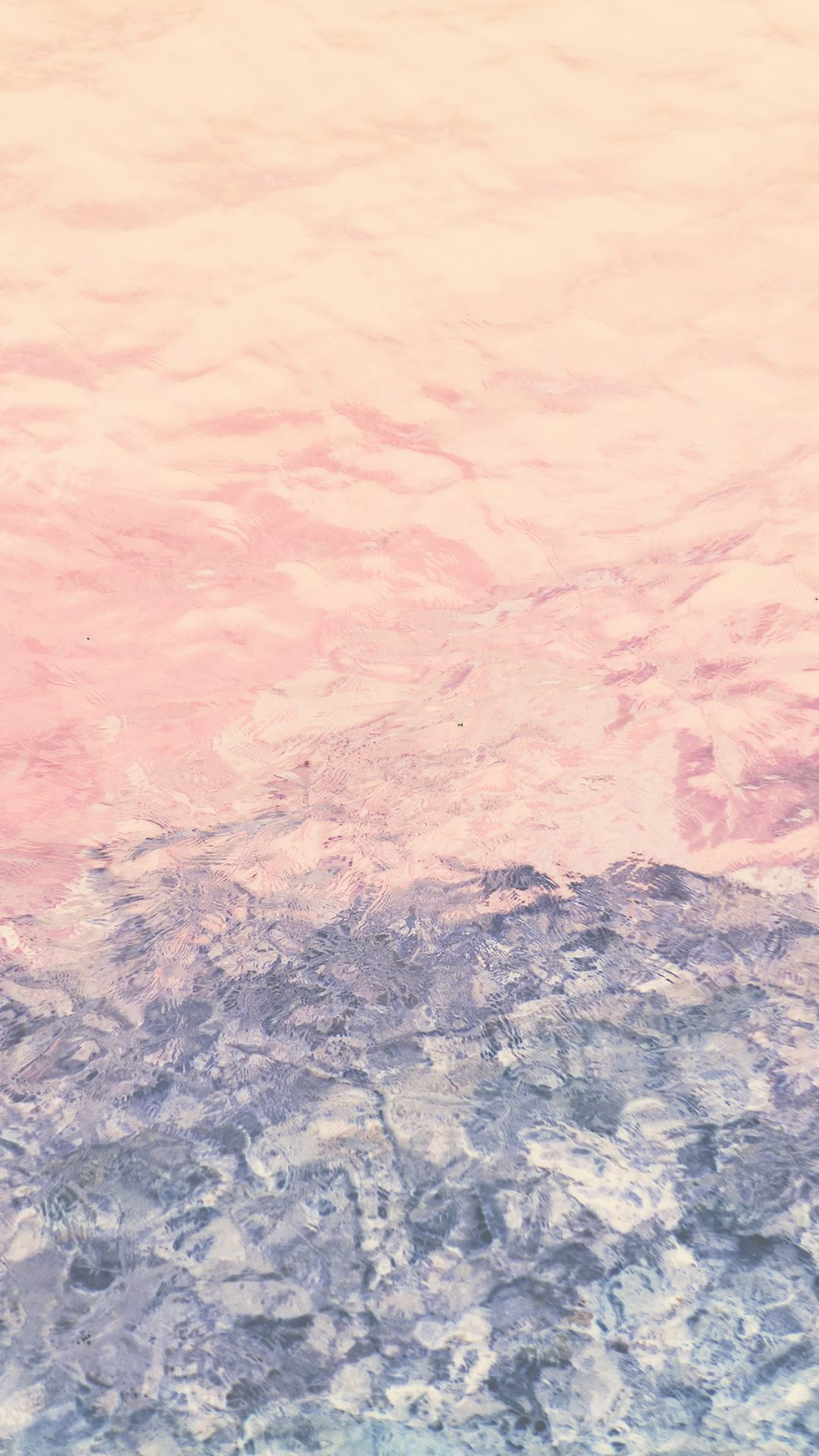 Water Texture Pink Summer Wave Nature Sea