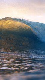 Wave Summer Nature Sea Blue