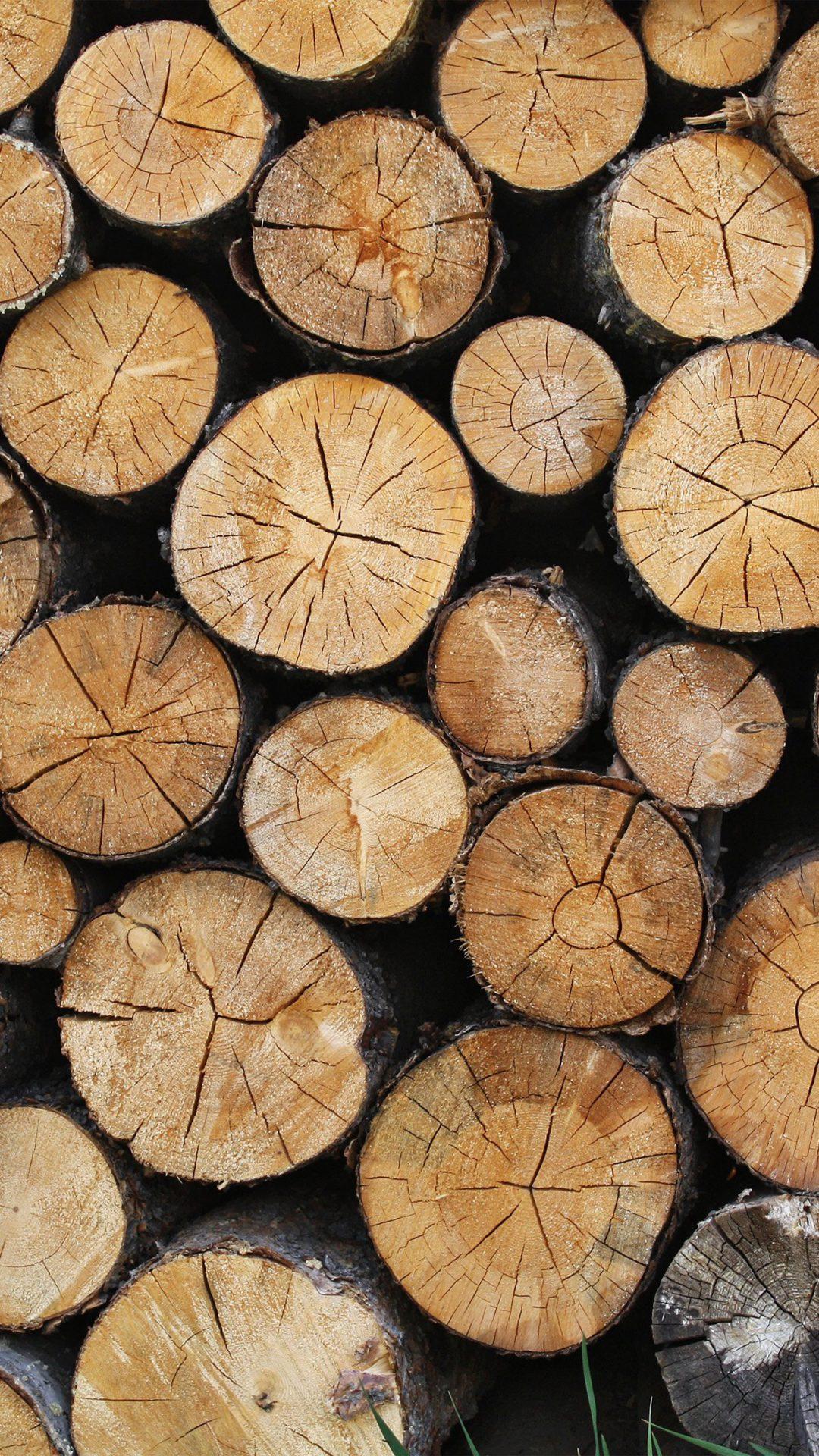 Wood Nature Cut Pattern