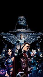 Xmen Apocalypse Poster Film Hero Destroy