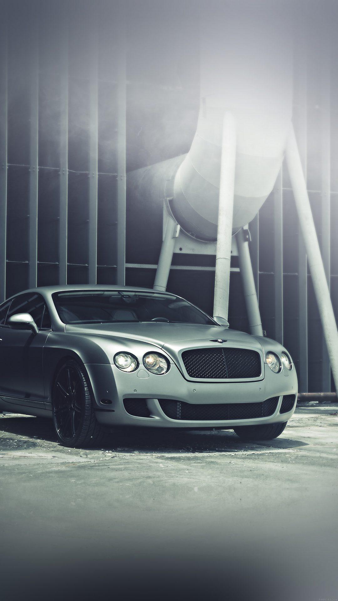 Bentley Motors Car Park Art City