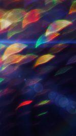 Blinds Lights Flare Bokeh Graphic Art Pattern