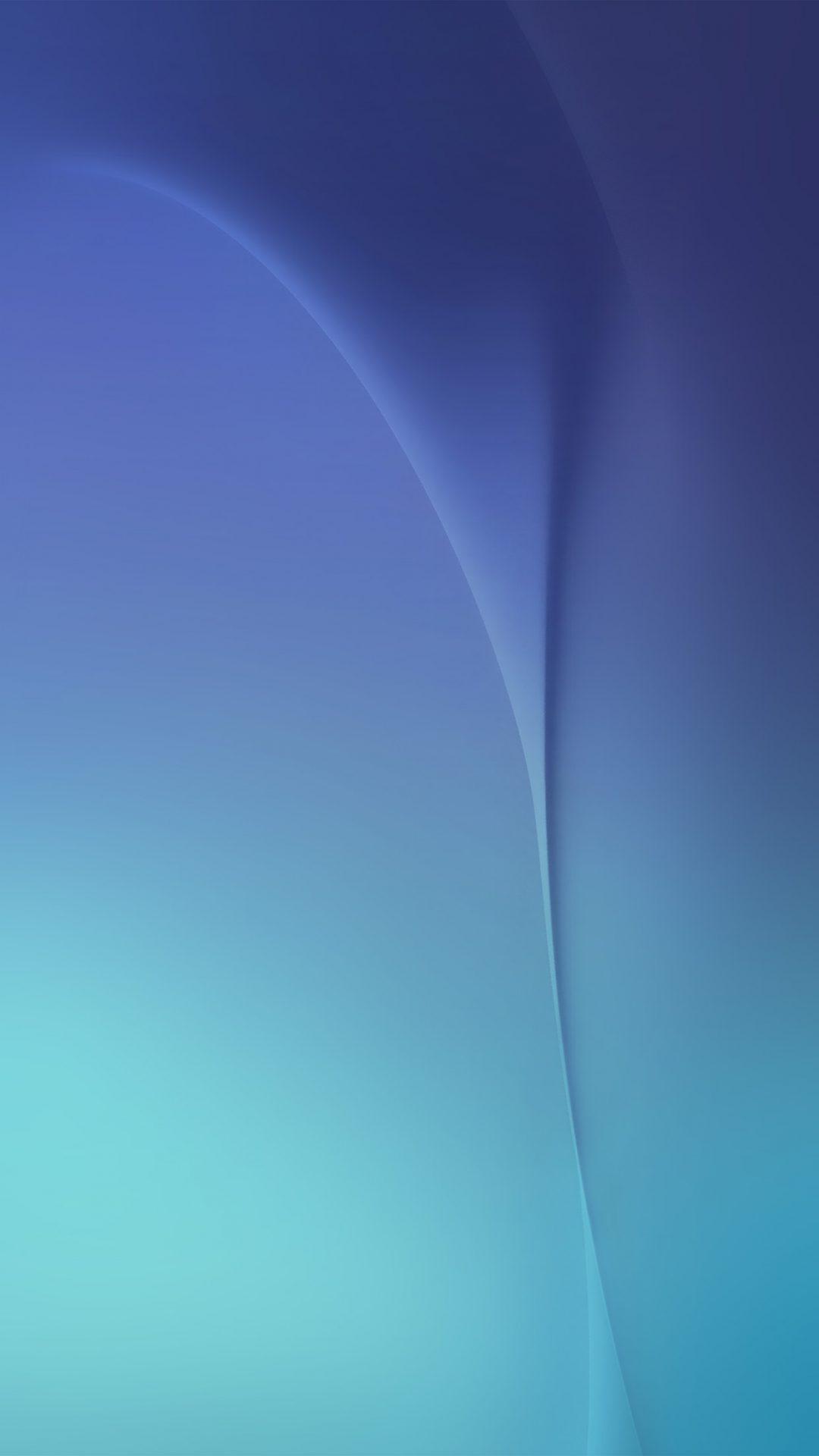 Deep Ocean Abstract Digital Blue Pattern