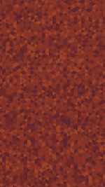 Diamonds Abstract Art Orange Pattern