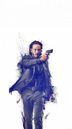 John Wick Movie Poster Art Actor