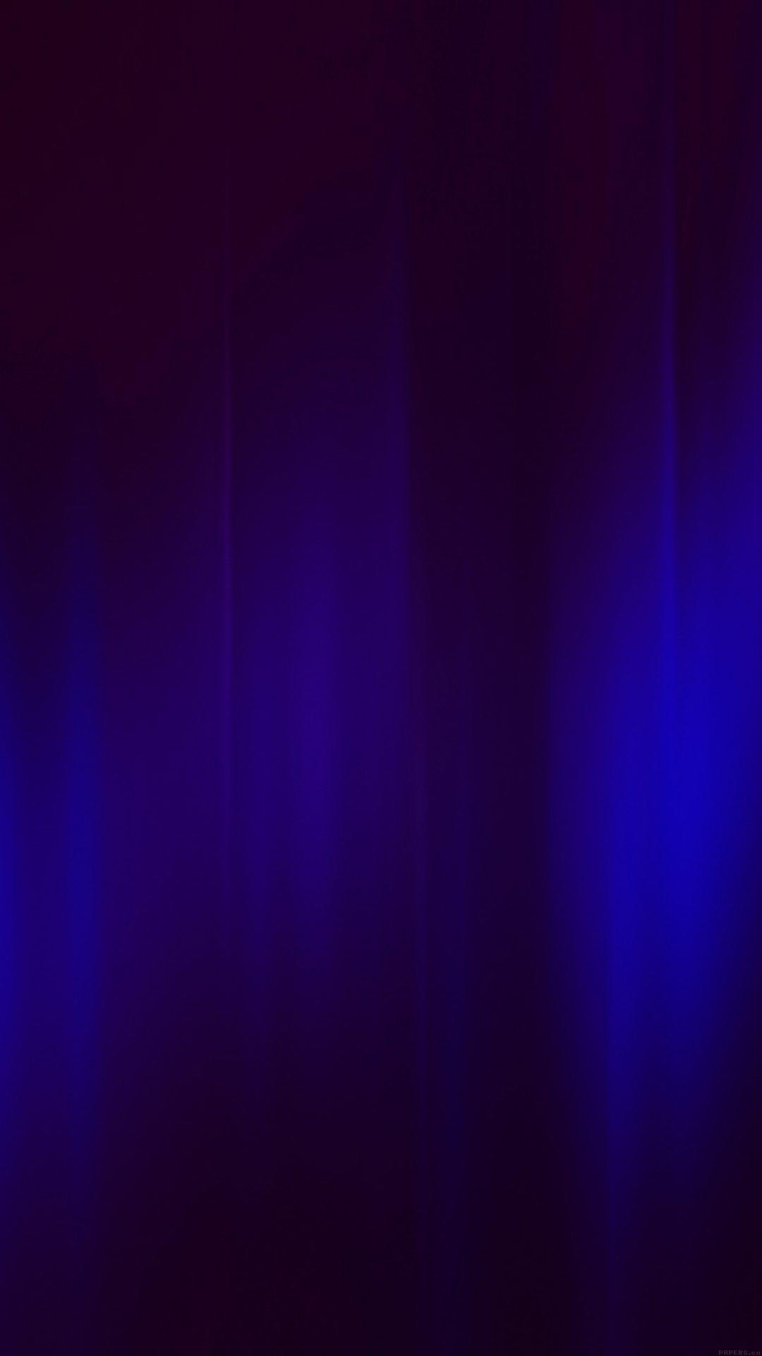 Retro Moden Dark Blue Abstract Pattern