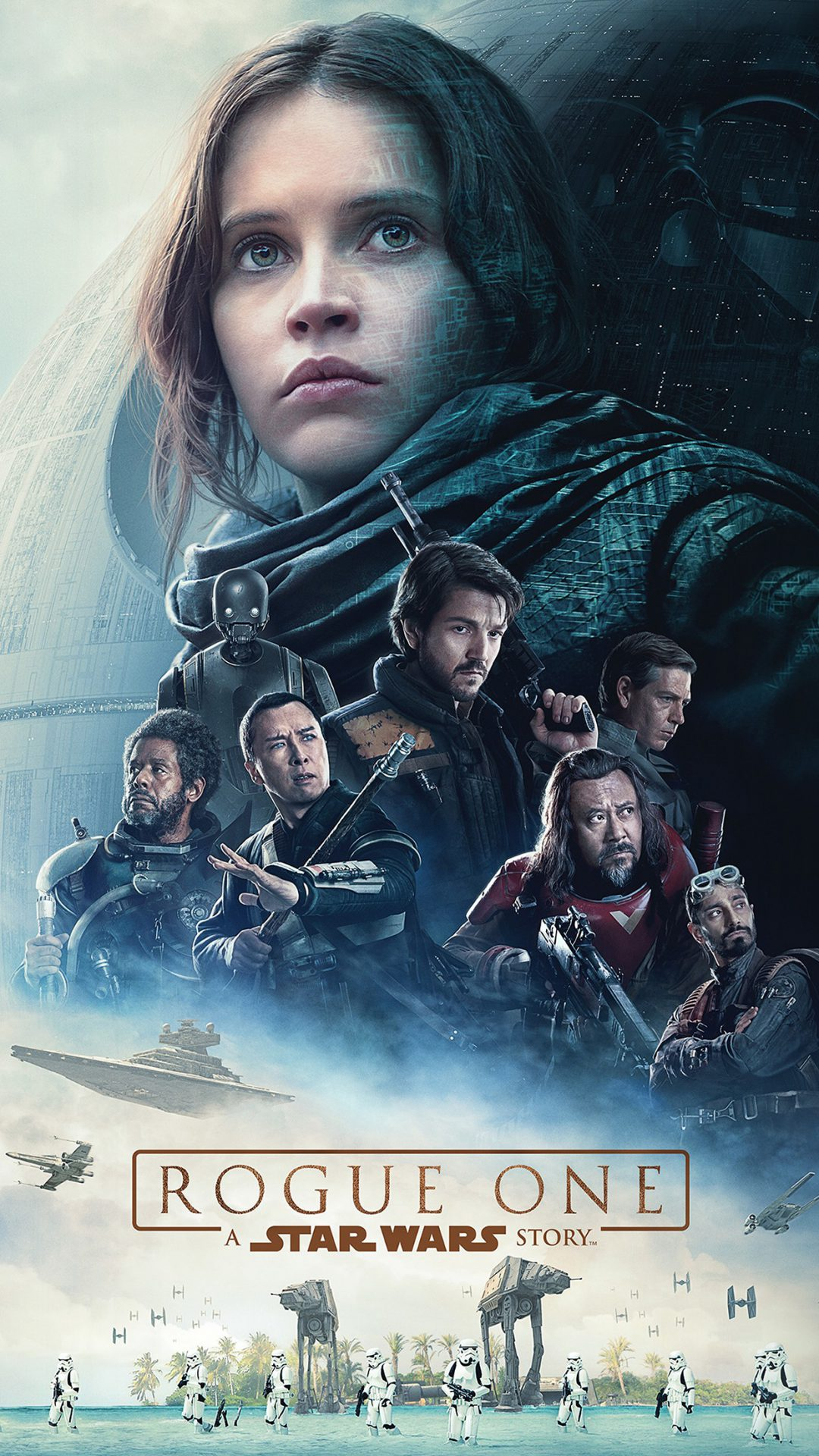 Rogue One Starwars Movie