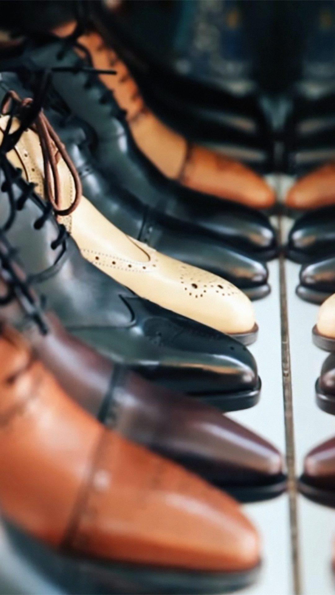 Shoes Shop Fashion Bokeh