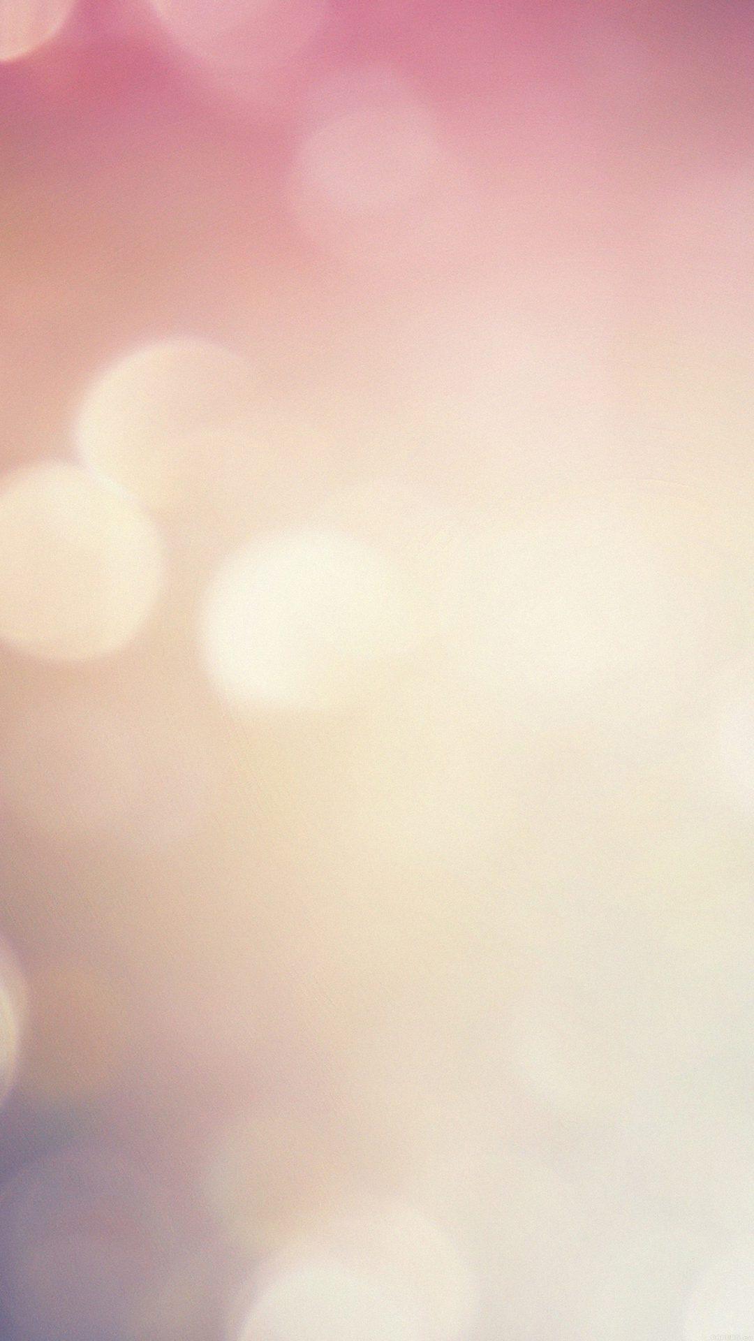 Winter Bokeh Shiny Lights Gradation Blur