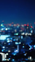 Ying City Night Bokeh