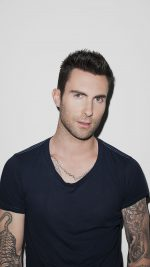 Adam Levine Tattoo Star