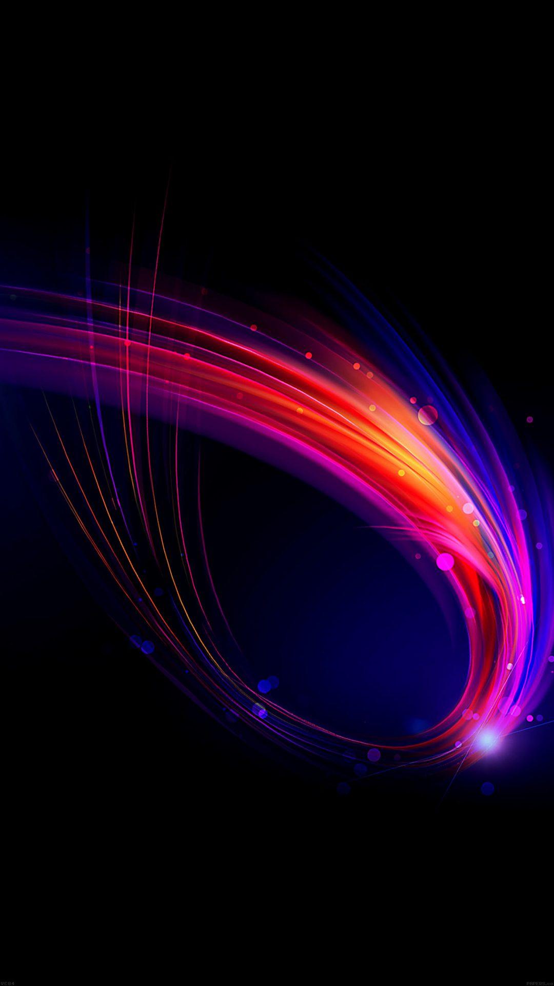 Alibaba Dark Abstract Lines Art Pattern