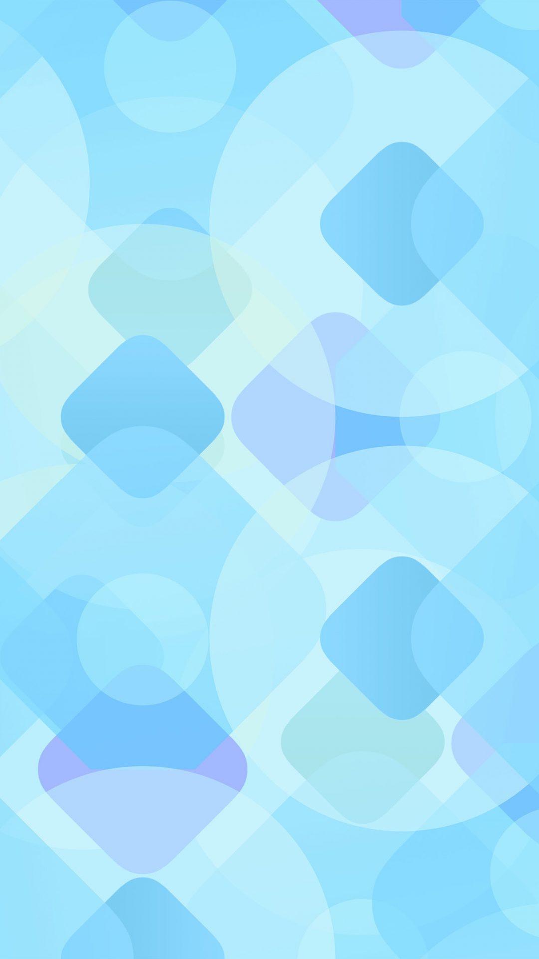 Ar7 Apple Wwdc Blue Pattern