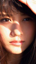 Arimura Kasumi Cute Japan Girl Face Summer