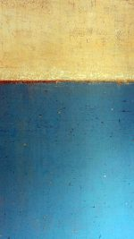 Art Abstract Classic Paint Illust Blue